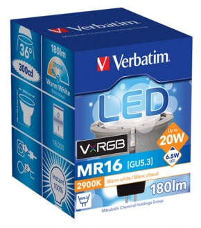 Verbatim-Vivid-Vision-Spot-Packung