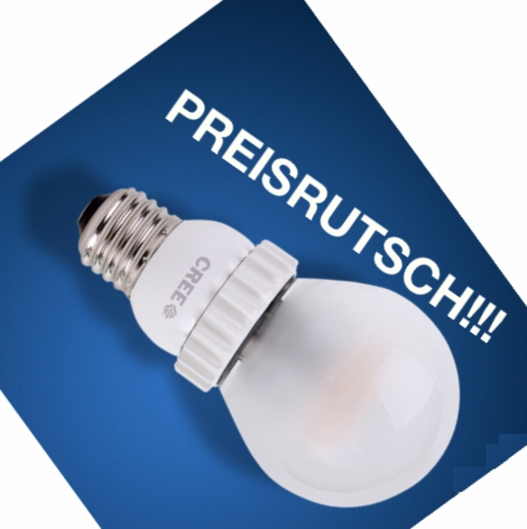 LED-Preisrutsch