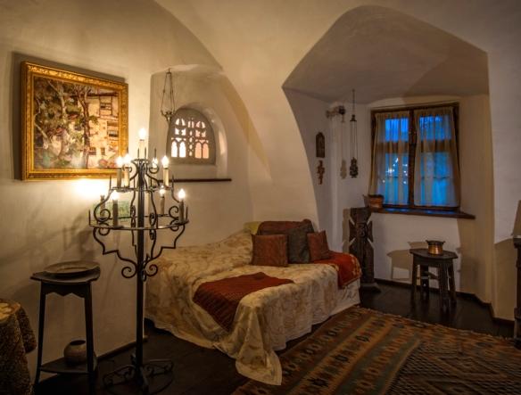 LEDON-Schloss Bran-Innen