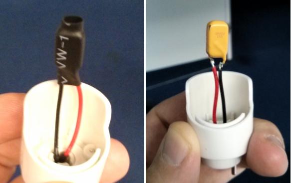 LEDoptix-Röhre-Sicherung