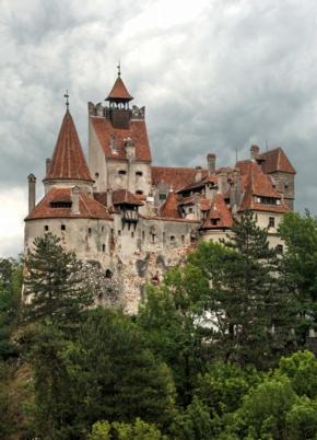 Schloss Bran-aussen