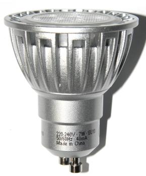 Osram-7W-Spot-außen