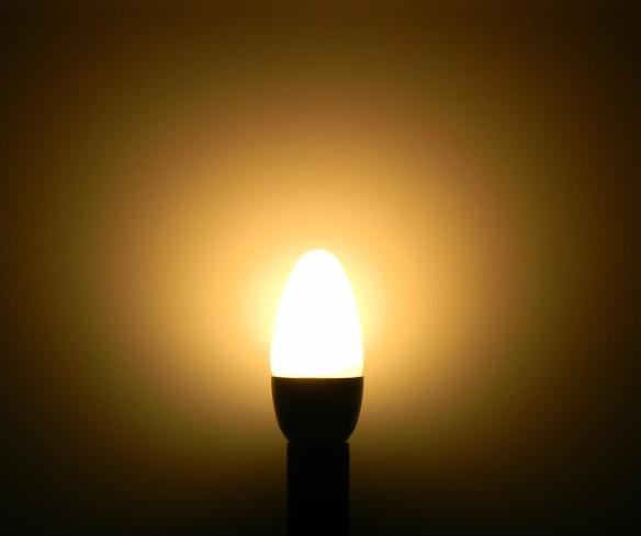Osram-B40-6W-Leuchtbild