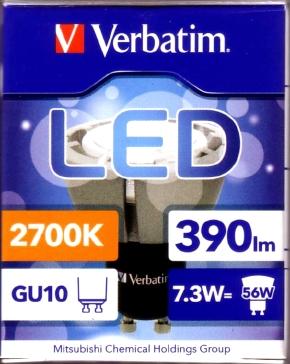 Verbatim-GU10-DC-Packung1