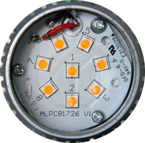 LCTW-GU10-8W-Chips