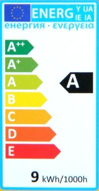 LEDON-GU5.3-8W-Label