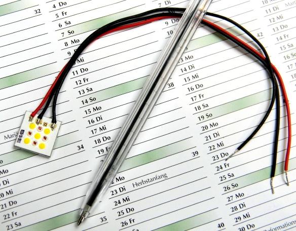 LED-Kalender