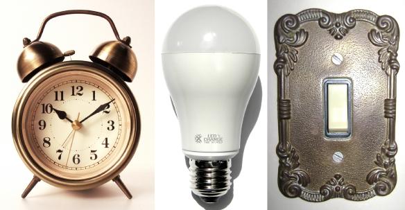 LED-Lebensdauer-Illu