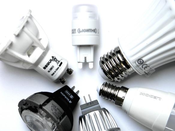 LED-Sockeltypen