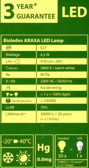 Araxa-470l-Packung