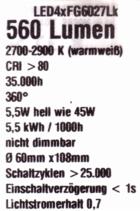 LED-Fadenlampe-Daten