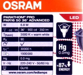 Osram-Ra90-Spot-Daten