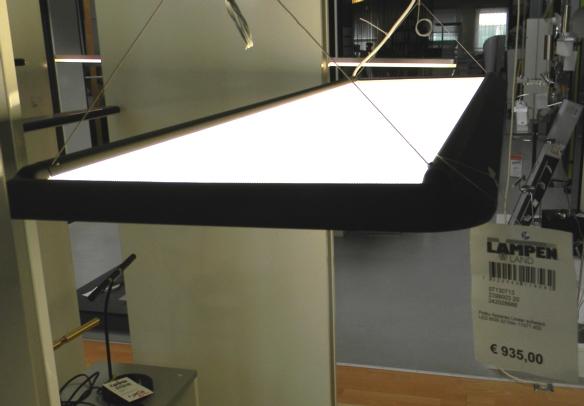 Lampenland-LED-Pendelleuchte