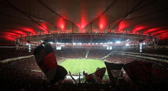 Maracana-Stadion gross