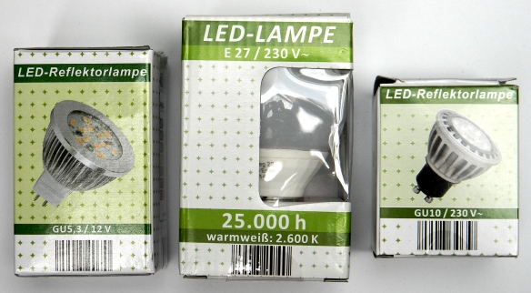 MeLiTec-Packungen