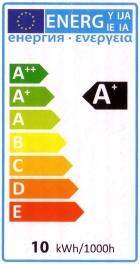 LCTW-A60-9,5W-Label