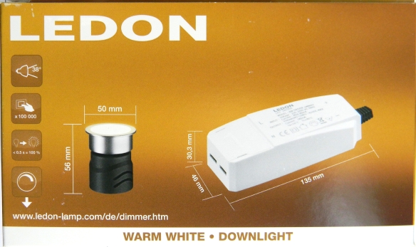 LEDON-Downlight-Packung2