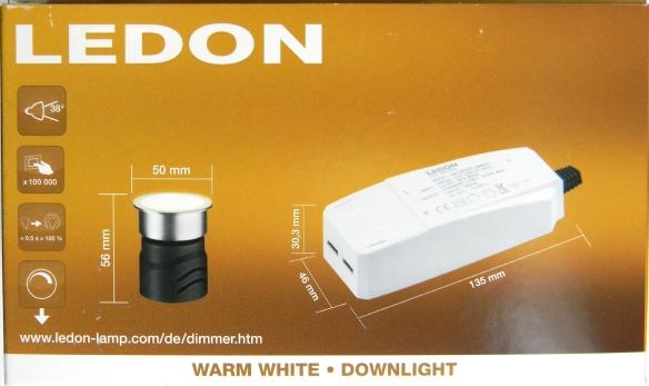 LEDON-Downlight-Packung2