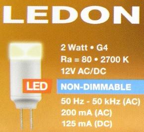 LEDON-G4-Packung-oben