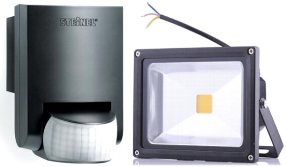 Blog-Leserfrage (13): Sensoren für LED-Außenstrahler? – Fastvoice-Blog