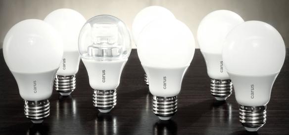 Carus LED Lampen
