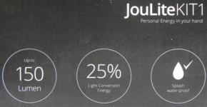 JouLiteKit-Packung