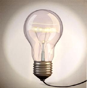 KiK-LED-Gluehbirne