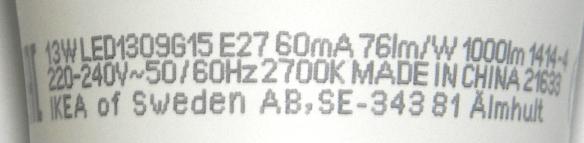 Ledare-13W-Aufdruck