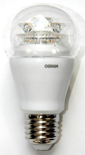im test dimmbare 10 watt osram led lampe made in germany. Black Bedroom Furniture Sets. Home Design Ideas