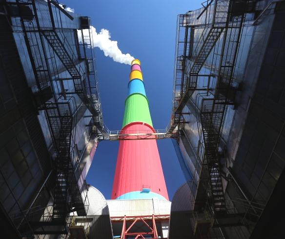 eins-Heizkraftwerk Furth
