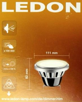 LEDON-AR111-Packung-Seite