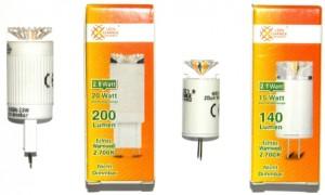 LCTW-Stiftlampen-Kombi