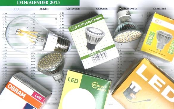 LED-Kalender 2015