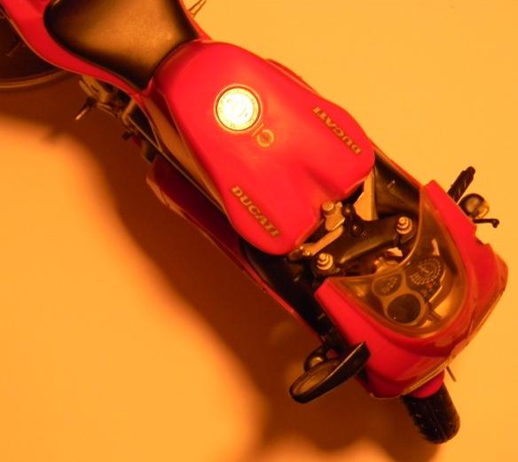 LEDON-7W-Candlelight-Farbtreue