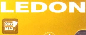 LEDON-Hinweis