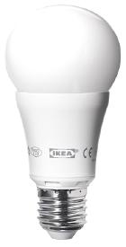 IKEA-Ledare-600-lm-matt-klein