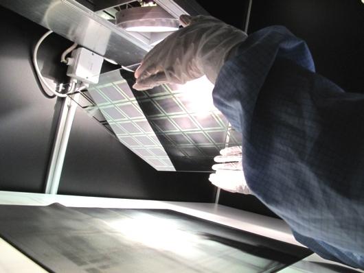 Lumiblade-Produktion-Aachen