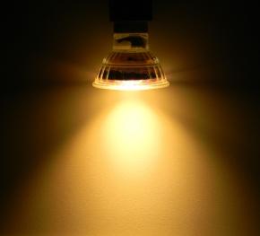 LCTW-Glas-GU10-Leuchtbild-Detail