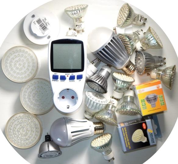 LED-Stromspar-Paket