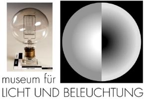 Lichtmuseum-Logo-Exponat