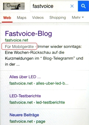 Fastvoice-Google-Mobil-Marker
