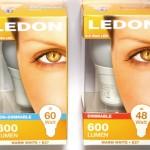 LEDON-E27-10,5W-8,5W-Packungen