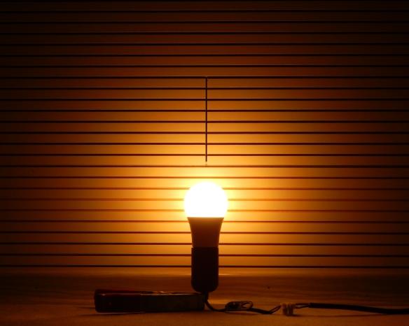 LEDON-E27-10,5W-Leuchtbild