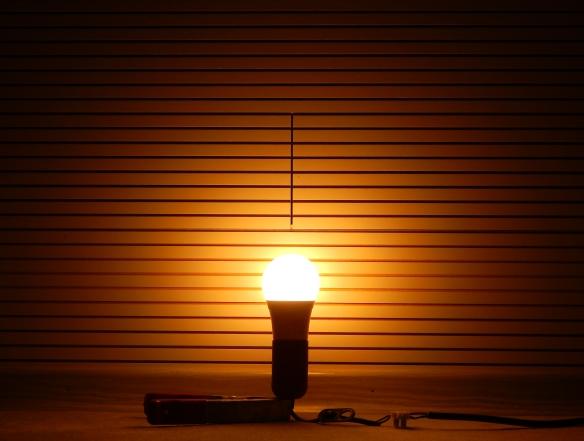 LEDON-E27-8,5W-Leuchtbild