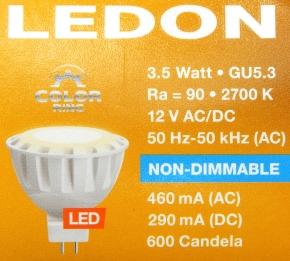 LEDON-GU5.3-3,5W-Pack-oben
