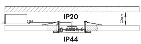 Briloner-RGBW-Strahler-Montage