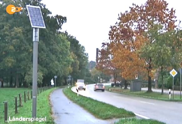 Gescher-Solarleuchten
