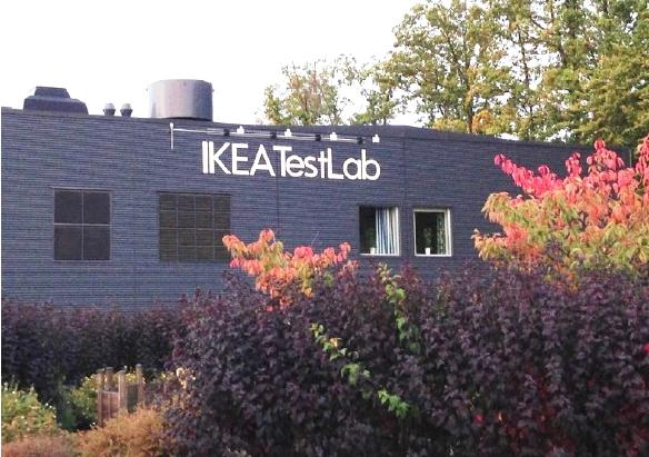 IKEA-Licht-Messlabor-Aelmhult