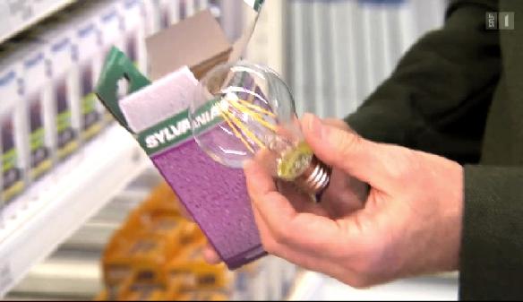 Kassensturz-LED-Fadenlampen