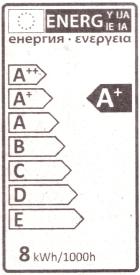 Osram-E27-8W-A60-Label